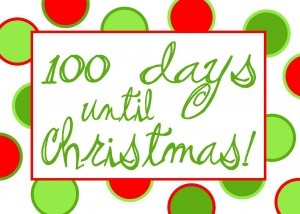 100 days until christmas 5 ways to save