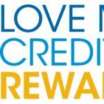 Love my cu rewards logo