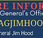 For more information call the Attorney General's Office at 601-359-3680 or visit www.agjimhood.com.