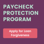 Apply for PPP loan forgiveness
